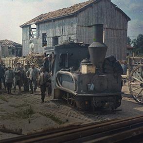 Les petits trains de la Grande Guerre