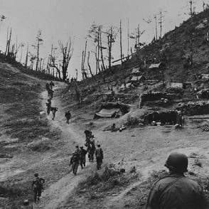 Bataille de Crèvecœur, Corée 1951