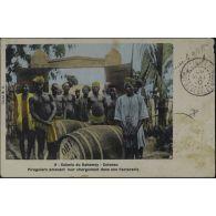 Archives photographiques du général Henri André Mesple (1863-1935) : don complémentaire de cartes postales et de photographies (1891-1923).