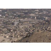 Opération Pamir en Afghanistan du 8 octobre au 24 décembre 2002 pour la FIAS (Force internationale d'assistance à la sécurité ou ISAF (International security assistance force).