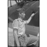 Une mission de reconnaissance aérienne du Luftlandegeschwader 1 dans la Drôme au dessus de Chateauneuf-sur-Isère et Saint-Marcel-lès-Valence.