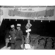 Centenaire de Camerone à Aubagne le 30 avril 1963.