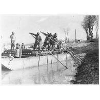 L'armée d'armistice : le 7e BG stationné en Avignon (Vaucluse).