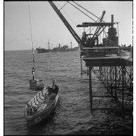 Une mission du réalisateur Maurice Noël dans les colonies d'Afrique occidentale française (AOF).