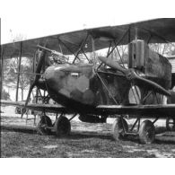[Aviation de chasse ; bombardements, photo aérienne.]