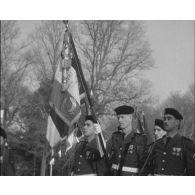 Journée de l'infanterie de marine à Vannes.
