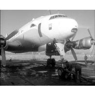 Reportage sur la base aérienne de Toulouse Francazal.