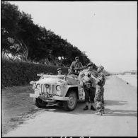 Occupation de Port-Saïd par les troupes françaises et britanniques.