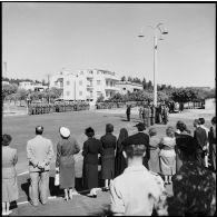 Le 11 Novembre 1956 à Port-Fouad.