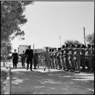 Le 11 Novembre 1956 à Port Fouad.