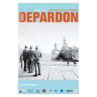 Affiche de l'exposition Raymond Depardon : 1962/1963, photographe militaire