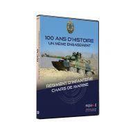 Régiment d'infanterie chars de marine - 100 ans d'histoire, un même engagement