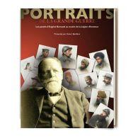 Portraits de la Grande Guerre - Les pastels d'Eugène Burnand au musée de la Légion d'honneur