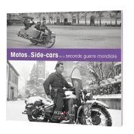 Motos et Side-cars de la Seconde Guerre mondiale