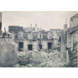 Reims. Ruines d'une église rue des Trois Raisinets. [légende d'origine]