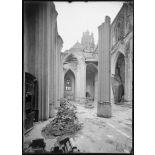 Dunkerque (Nord). Eglise Saint-Eloi. [légende d'origine]