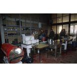 Les personnels du RICM préparent le repas de Noël dans les cuisines du BAT INF 2 de Nedzarici.