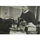 Pierre Weiss étudiant en médecine, fils du professeur à Nancy, tué pendant la guerre comme médecin auxiliaire. Là il fait son service au 69e d'Infanterie à Nancy où j'étais médecin auxiliaire. [légende d'origine]