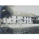 Le casernement du plateau de Malzeville. Mon ami le caporal Tisserandet. [légende d'origine]