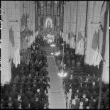 Anniversaire de la libération de Colmar dans la cathédrale Saint-Joseph d'Hanoï.