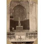 Jerusalem. Eglise Ste Anne. [légende d'origine]