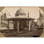Jerusalem. Mosquée d'Omar. Fontaine des Ablutions. [légende d'origine]