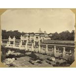 [Le temple du Ciel à Pékin, 1875].
