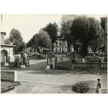 Le centre d'instruction du 37e RI de Sarrebourg.