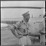 Officier supérieur de l'armée de l'Air.