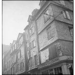 Une rue du Havre.