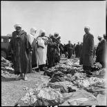 Le marché de Sidi-Chaïb.