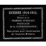 Les grenadiers de 1915.