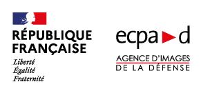 Logo république française - ECPAD